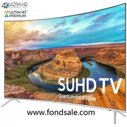 2017 UN65KS8500 Curved 65-Inch Smart 4K SUHD HDR 1000 LED TV