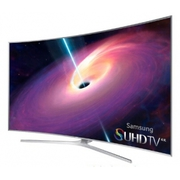 2017 Samsung 4K SUHD JS9000 Series Curved Smart TV