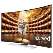Samsung UHD 4K HU9000 Series Curved Smart TV - 55 Class